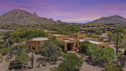 Photo of 9330 E Buckskin Trail, Scottsdale, AZ 85255 (MLS # 6074625)