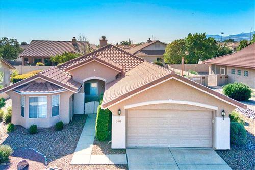 Photo of 2442 CORAL BROOKE Drive, Sierra Vista, AZ 85650 (MLS # 6149625)