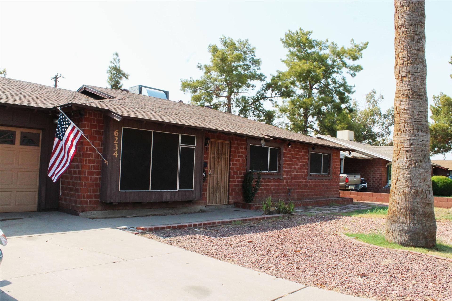 6234 N 40TH Drive, Phoenix, AZ 85019 - MLS#: 6120625