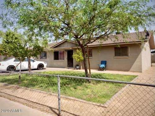 Photo of 6601 S 21ST Place, Phoenix, AZ 85042 (MLS # 6135626)