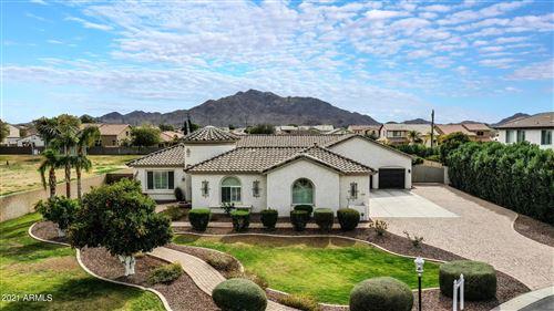 Photo of 3483 E VALLEJO Court, Gilbert, AZ 85298 (MLS # 6183626)