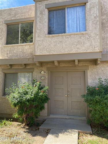 Photo of 600 S DOBSON Road #55, Mesa, AZ 85202 (MLS # 6199626)