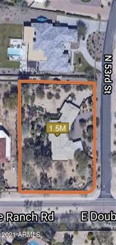 Photo of 5229 E DOUBLETREE RANCH Road, Paradise Valley, AZ 85253 (MLS # 6192627)
