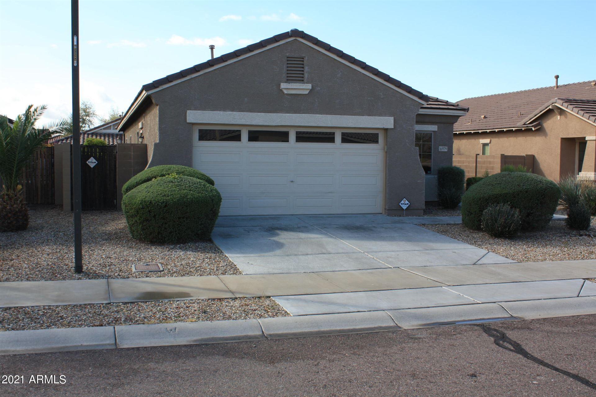 Photo of 16979 W SONORA Street, Goodyear, AZ 85338 (MLS # 6198627)