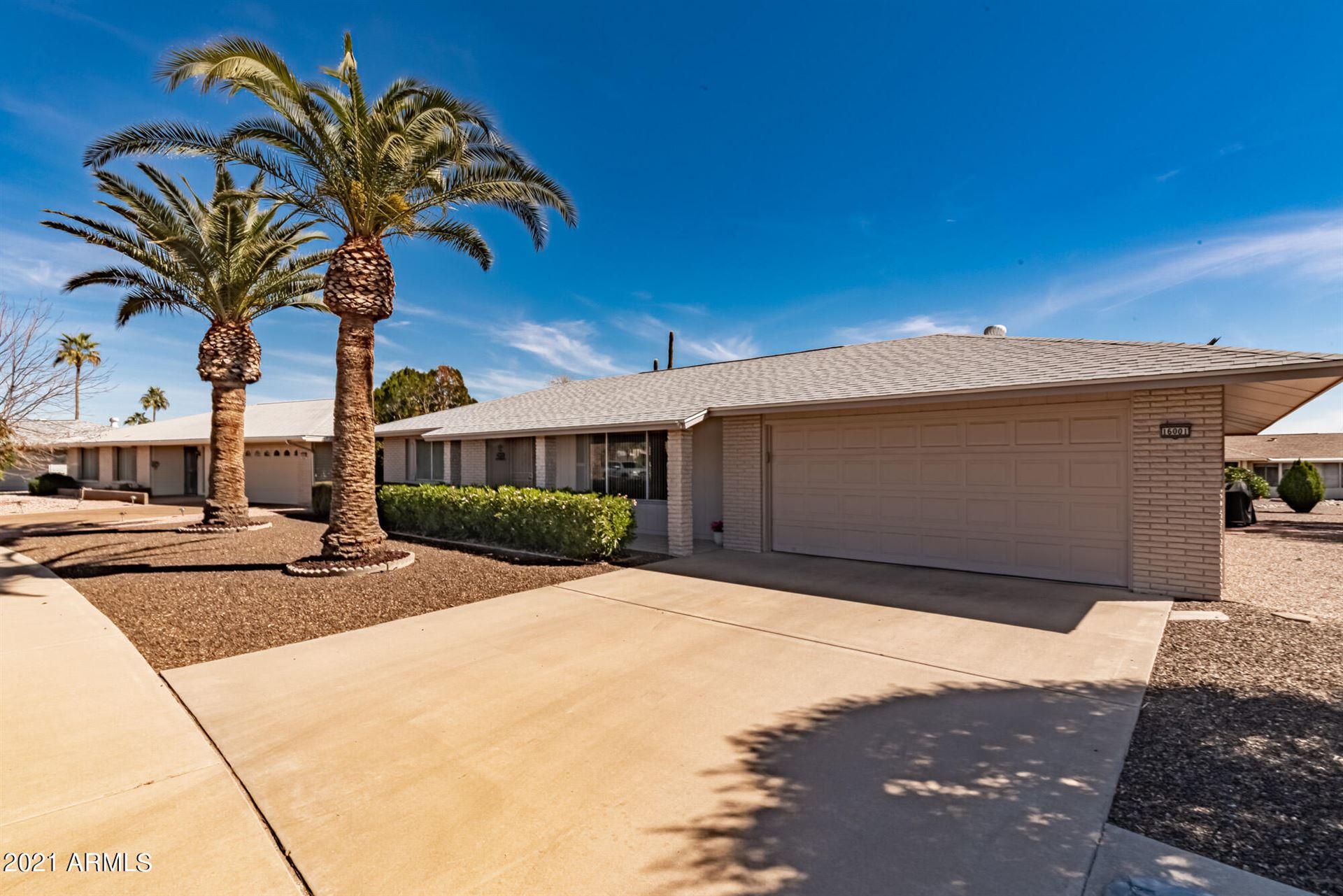 Photo of 16001 N NICKLAUS Lane, Sun City, AZ 85351 (MLS # 6200627)