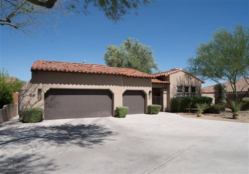 Photo of 8161 E WING SHADOW Road, Scottsdale, AZ 85255 (MLS # 6120628)