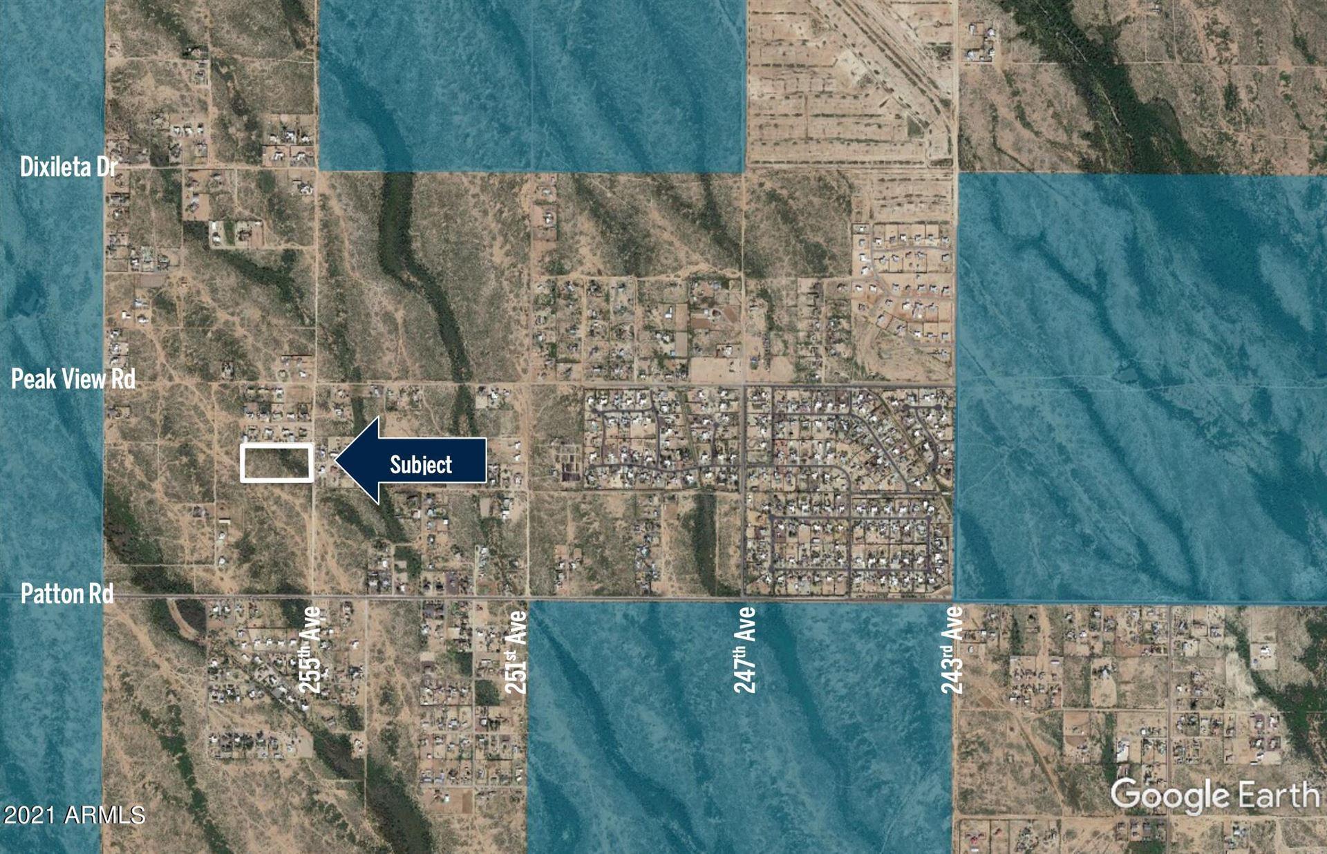 Photo of 0 N 255th Avenue, Wittmann, AZ 85361 (MLS # 6285628)