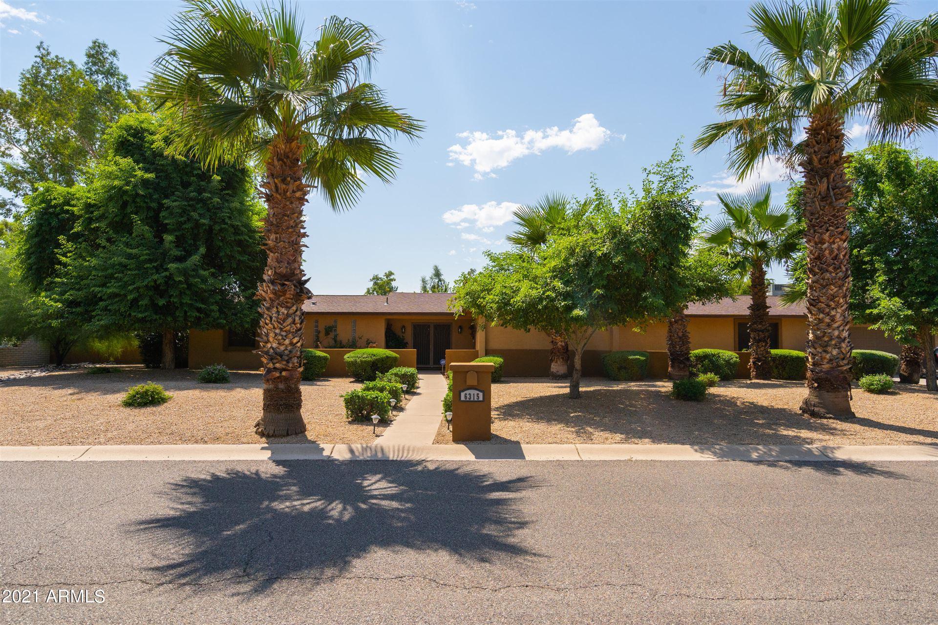 6315 E LARKSPUR Drive, Scottsdale, AZ 85254 - MLS#: 6287628