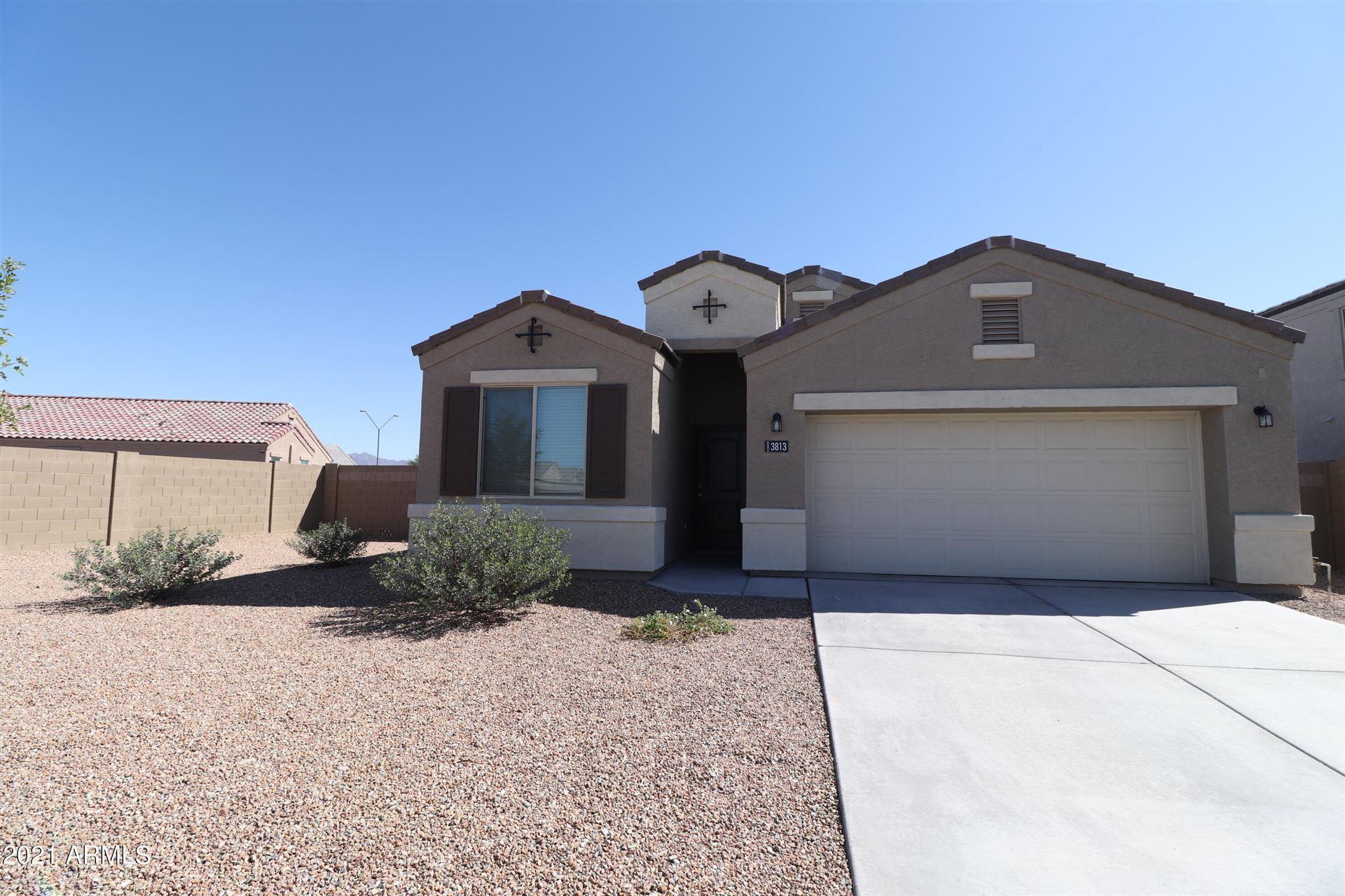 Photo of 3813 N 309TH Drive, Buckeye, AZ 85396 (MLS # 6307628)