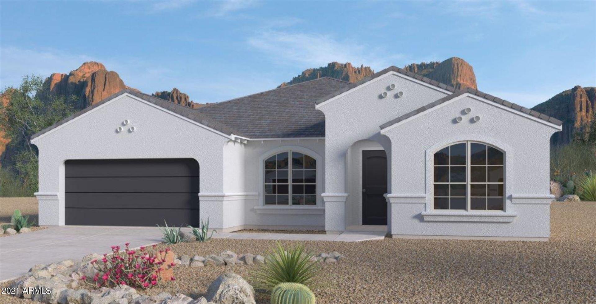Photo for 44434 W PALO AMARILLO Road, Maricopa, AZ 85138 (MLS # 6230630)