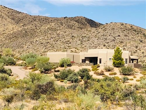 Photo of 11744 E BLUE WASH Road, Cave Creek, AZ 85331 (MLS # 6163631)