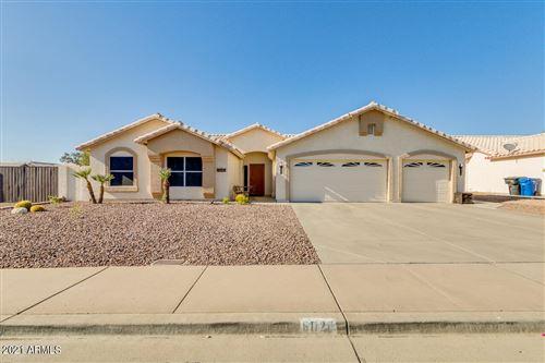 Photo of 6028 E PRESIDIO Street, Mesa, AZ 85215 (MLS # 6224631)
