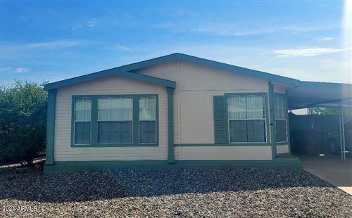 Photo of 8601 N 103RD Avenue #257, Peoria, AZ 85345 (MLS # 6298631)