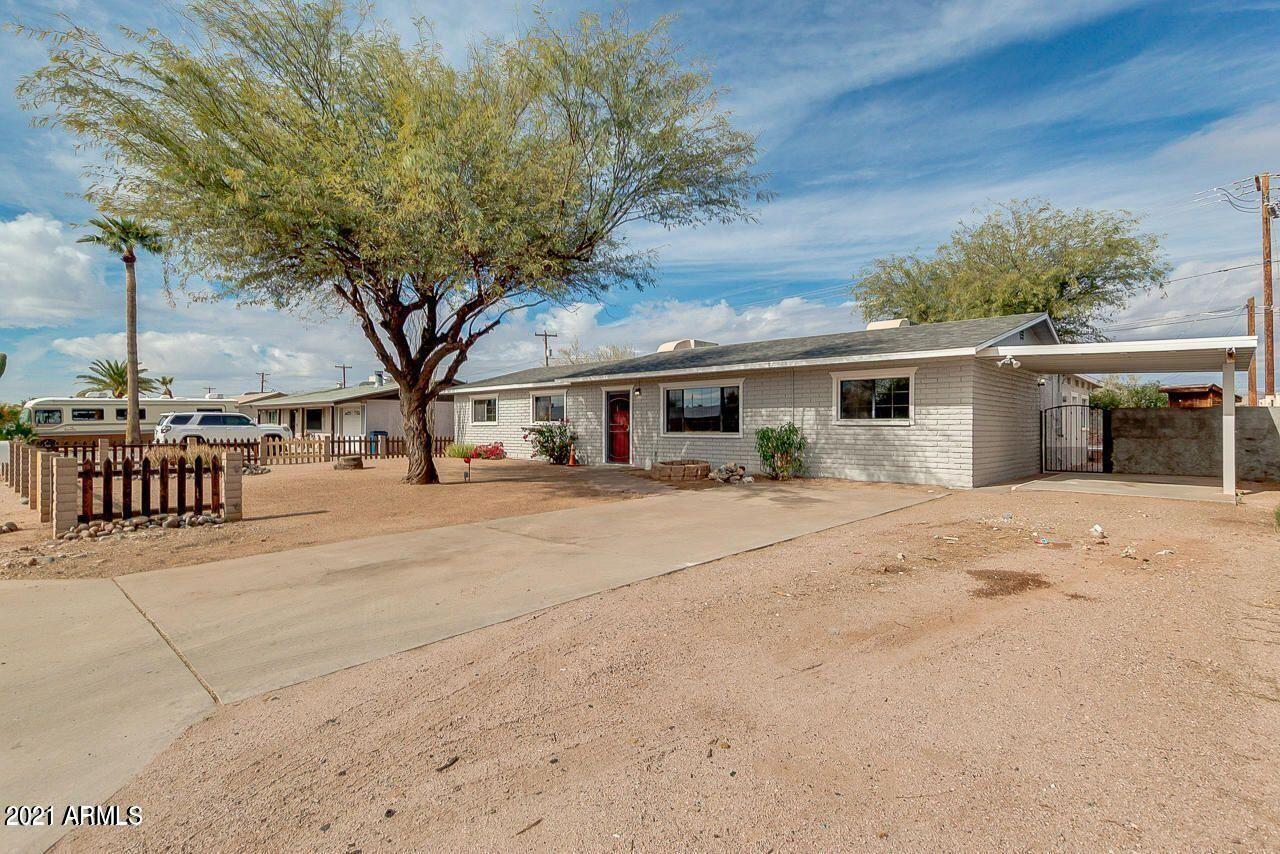 Photo of 1150 E ESTEVAN Avenue, Apache Junction, AZ 85119 (MLS # 6305631)