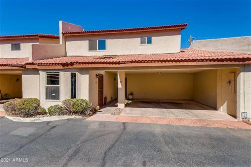 Photo of 3201 N 38TH Street #22, Phoenix, AZ 85018 (MLS # 6197632)