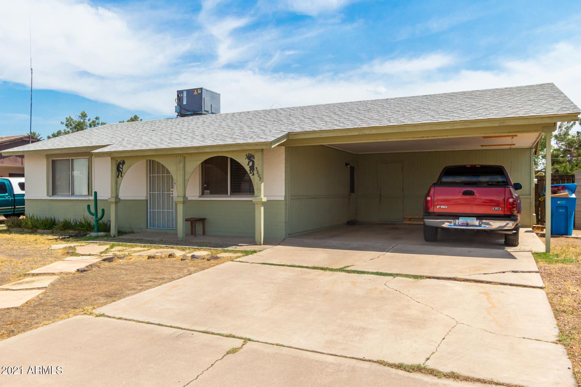3807 W WETHERSFIELD Road, Phoenix, AZ 85029 - MLS#: 6267632