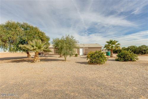 Photo of 9527 N SALMONSON Way, Maricopa, AZ 85139 (MLS # 6168634)