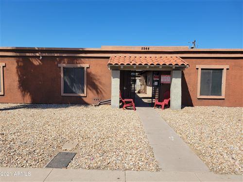 Photo of 6002 W CRESTWOOD Way, Glendale, AZ 85301 (MLS # 6311634)