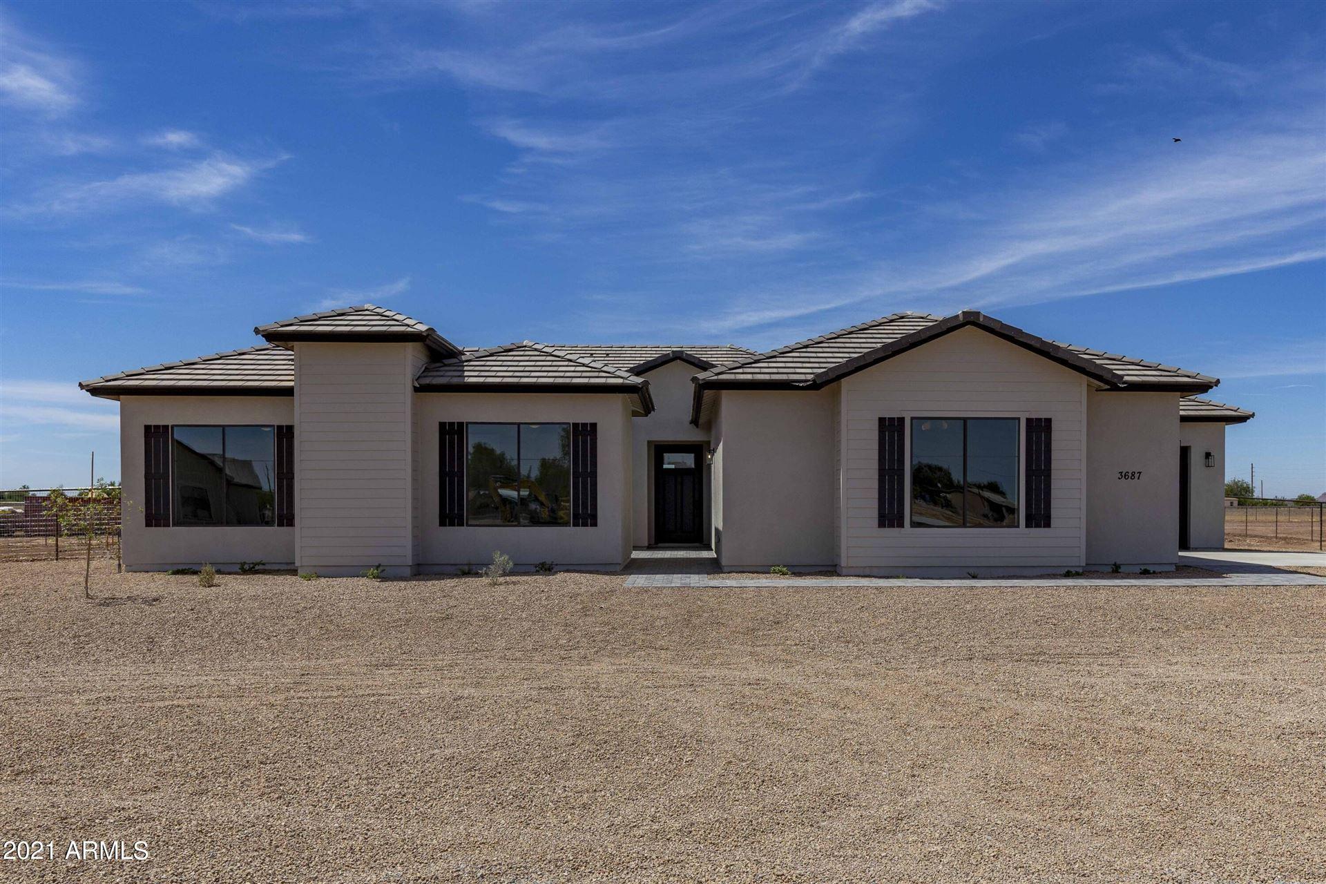 Photo of 35265 N Cornhust Lane, San Tan Valley, AZ 85140 (MLS # 6249634)