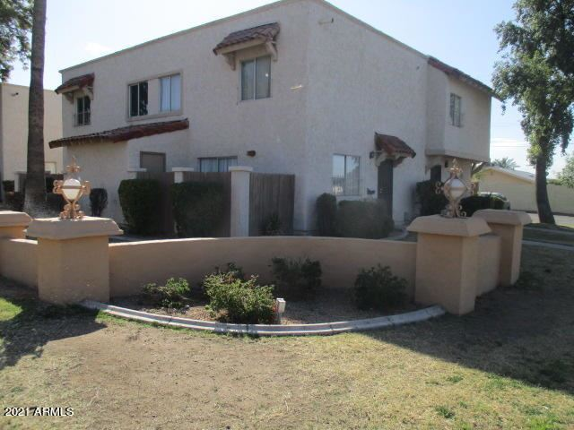 Photo of 1207 E LAWRENCE Lane, Phoenix, AZ 85020 (MLS # 6202635)