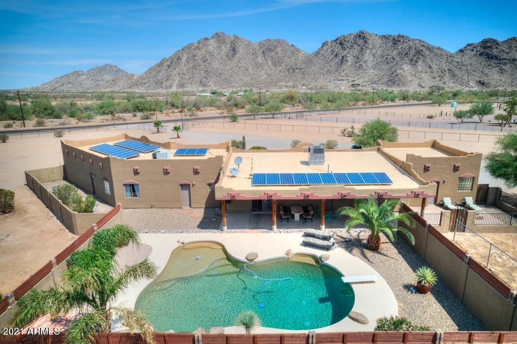 Photo for 11401 N WARREN Road, Maricopa, AZ 85139 (MLS # 6262636)