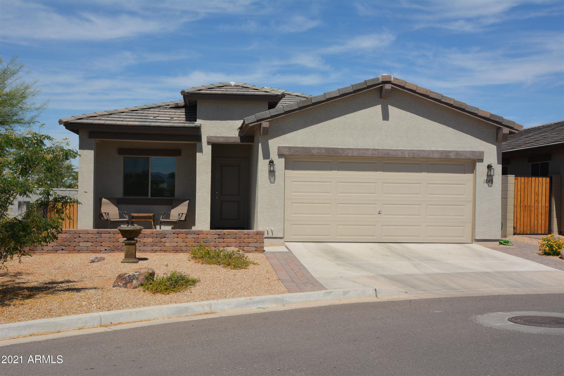 Photo of 1848 S DESCANSO Road, Apache Junction, AZ 85119 (MLS # 6248637)