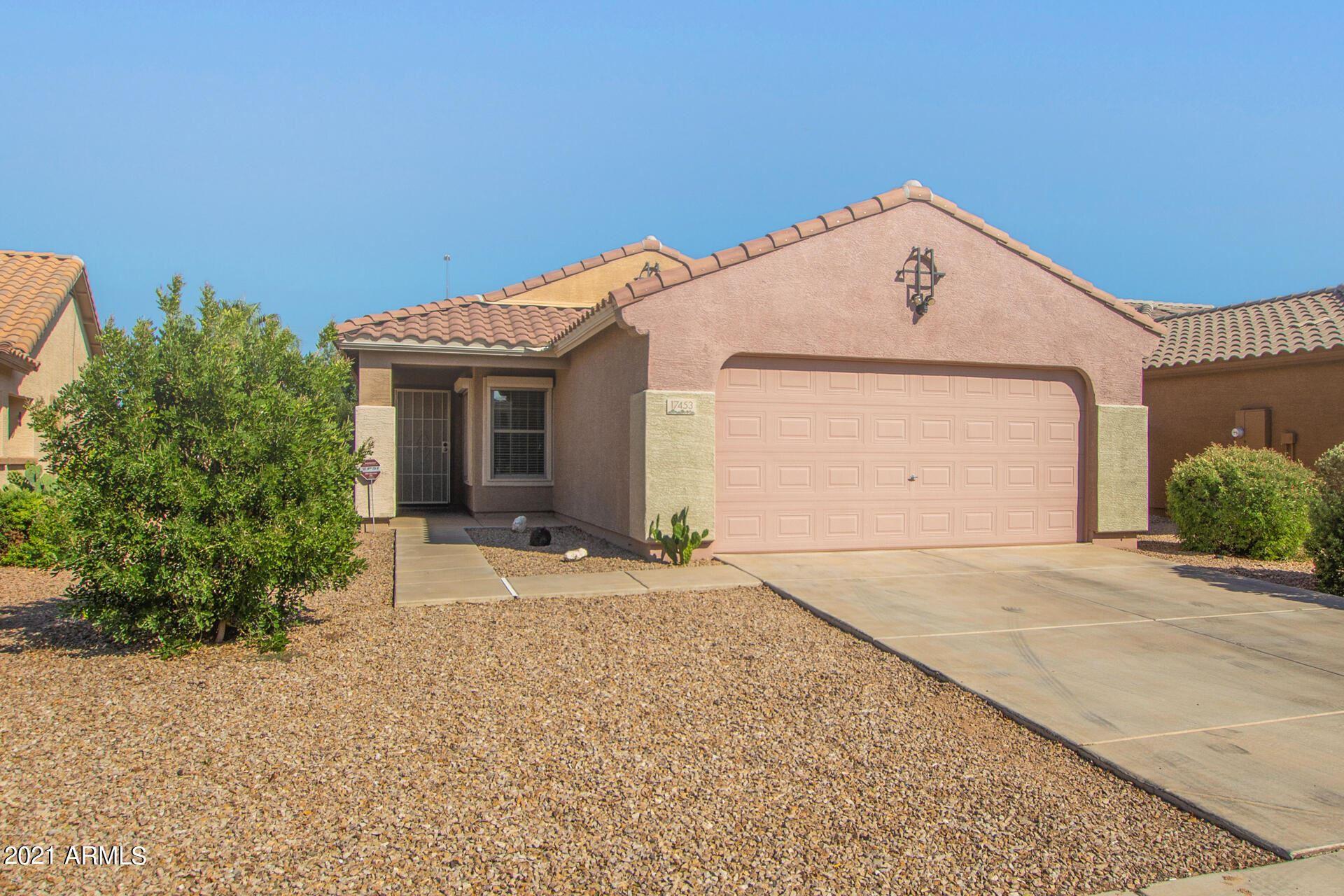 Photo of 17453 N AVELINO Drive, Maricopa, AZ 85138 (MLS # 6296637)
