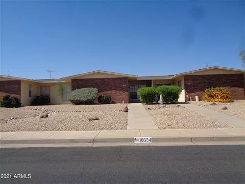 Photo of 18634 N 133RD Avenue, Sun City West, AZ 85375 (MLS # 6185638)