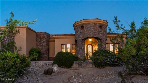 Photo of 3903 N PINNACLE HILLS Circle, Mesa, AZ 85207 (MLS # 6255638)