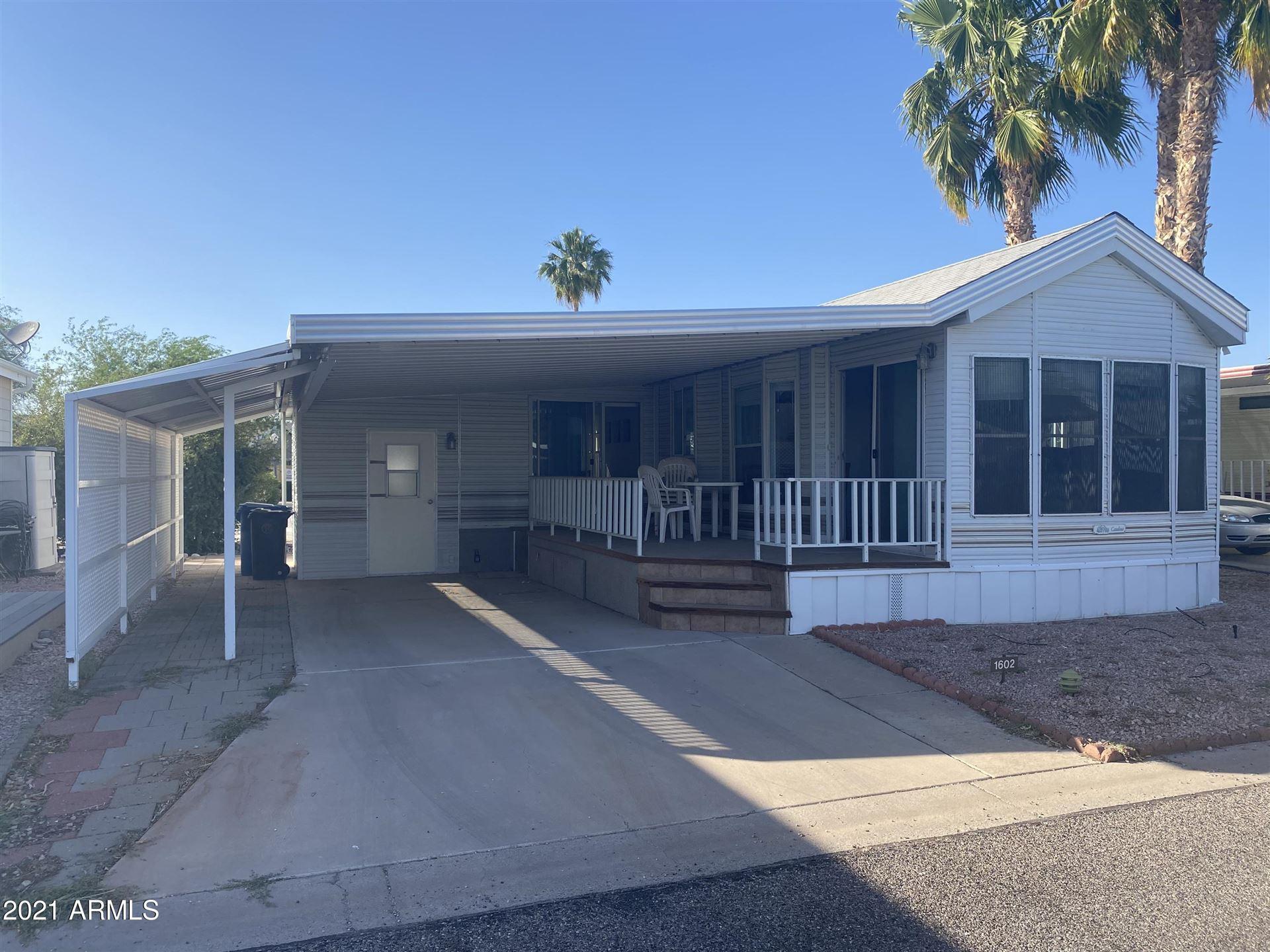 8865 E BASELINE Road #1602, Mesa, AZ 85209 - MLS#: 6231638