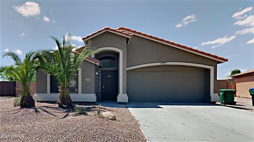 Photo of 21270 N HOWELL Drive, Maricopa, AZ 85138 (MLS # 6283640)