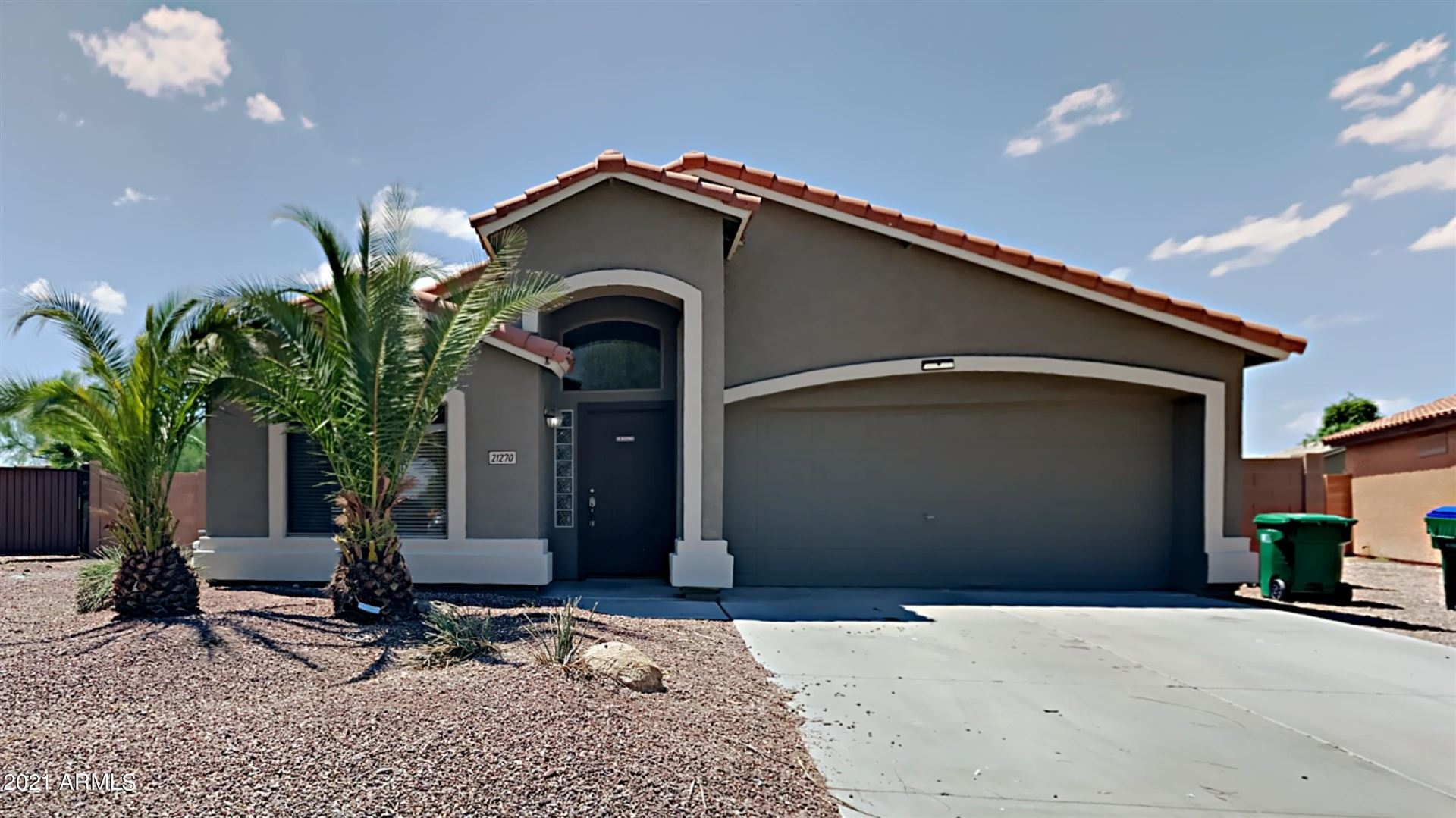 Photo for 21270 N HOWELL Drive, Maricopa, AZ 85138 (MLS # 6283640)