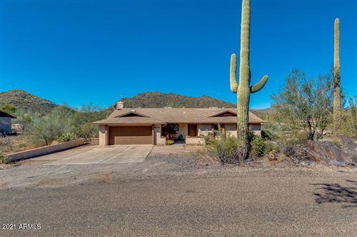 Photo of 37210 N HIDDEN VALLEY Drive, Cave Creek, AZ 85331 (MLS # 6198641)