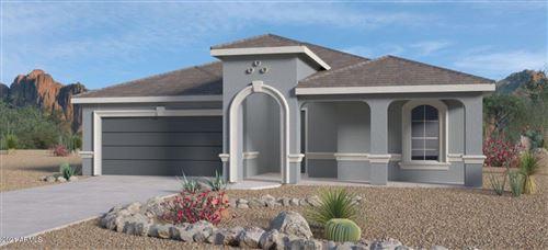 Photo of 16943 N PALO AZUL Road, Maricopa, AZ 85138 (MLS # 6228641)