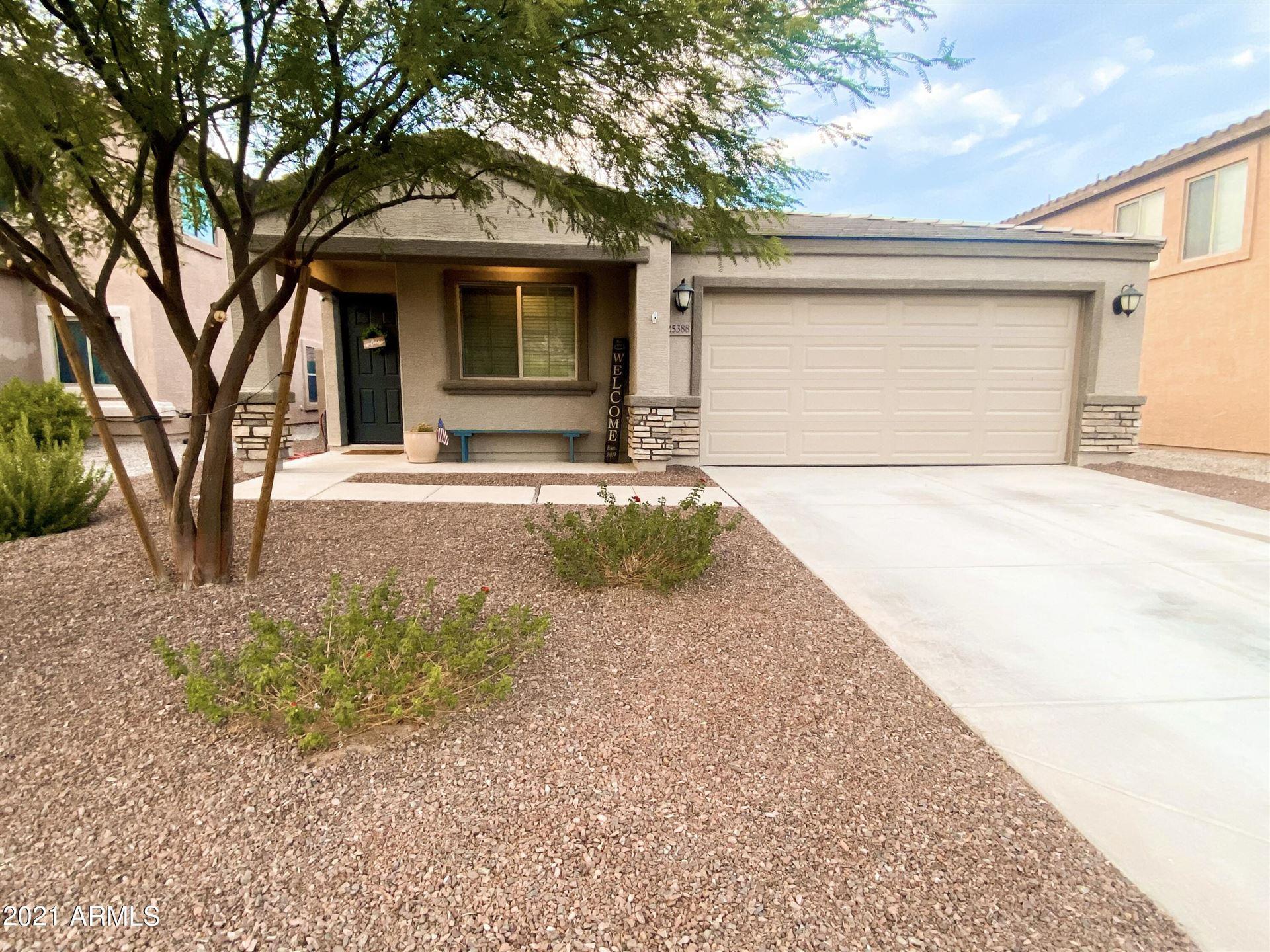 Photo of 25388 W JACKSON Avenue, Buckeye, AZ 85326 (MLS # 6268641)