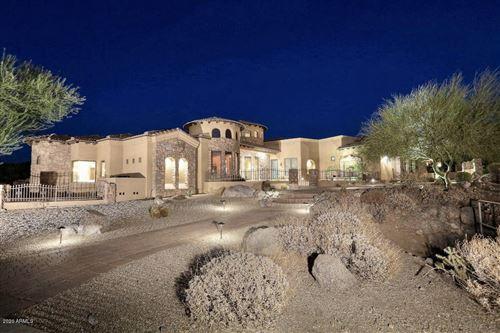 Photo of 7848 E COPPER CANYON Street, Mesa, AZ 85207 (MLS # 6151642)