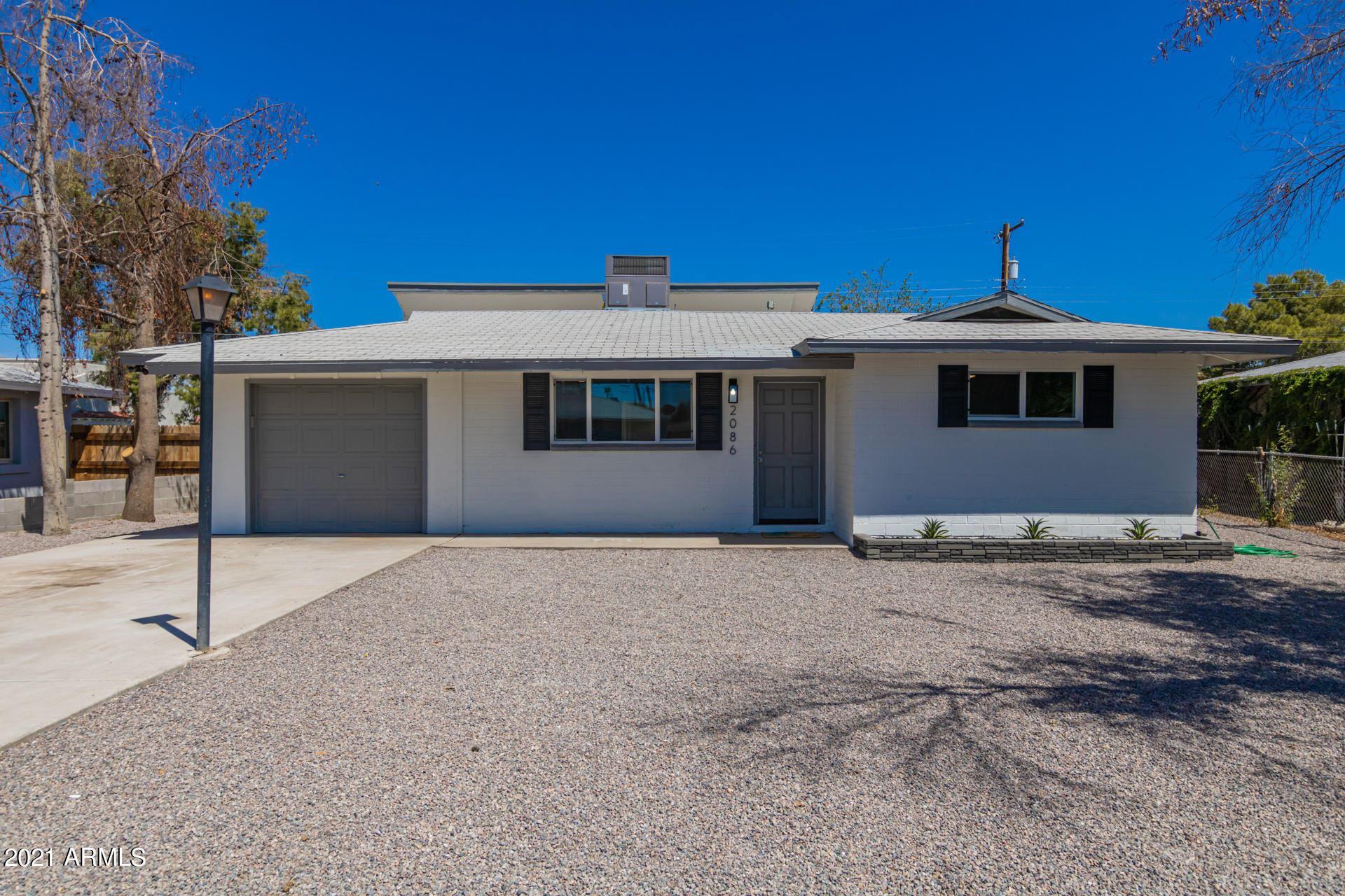 2086 E 10TH Street, Tempe, AZ 85281 - MLS#: 6231642