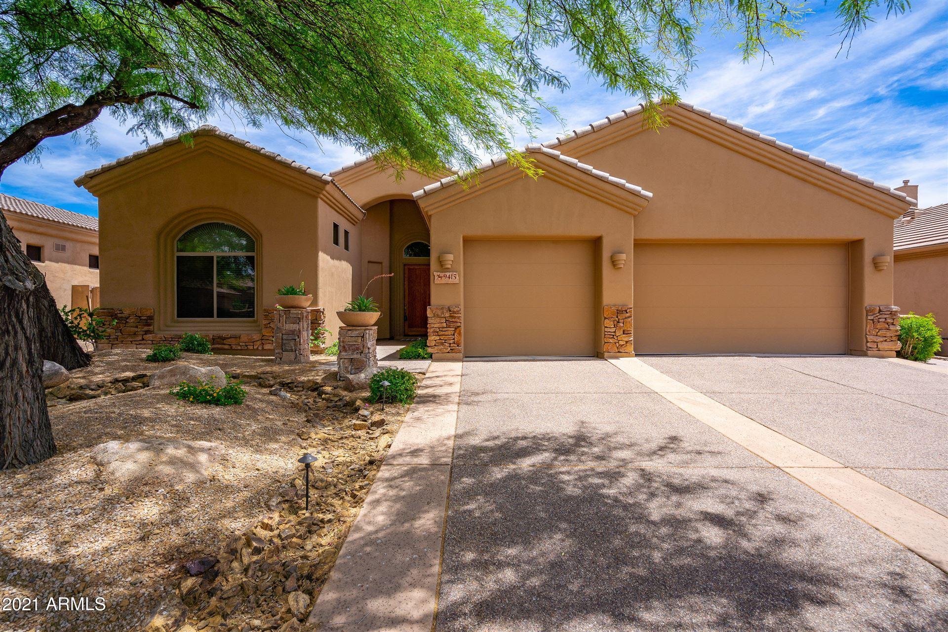9415 E CAVALRY Drive, Scottsdale, AZ 85262 - MLS#: 6217644