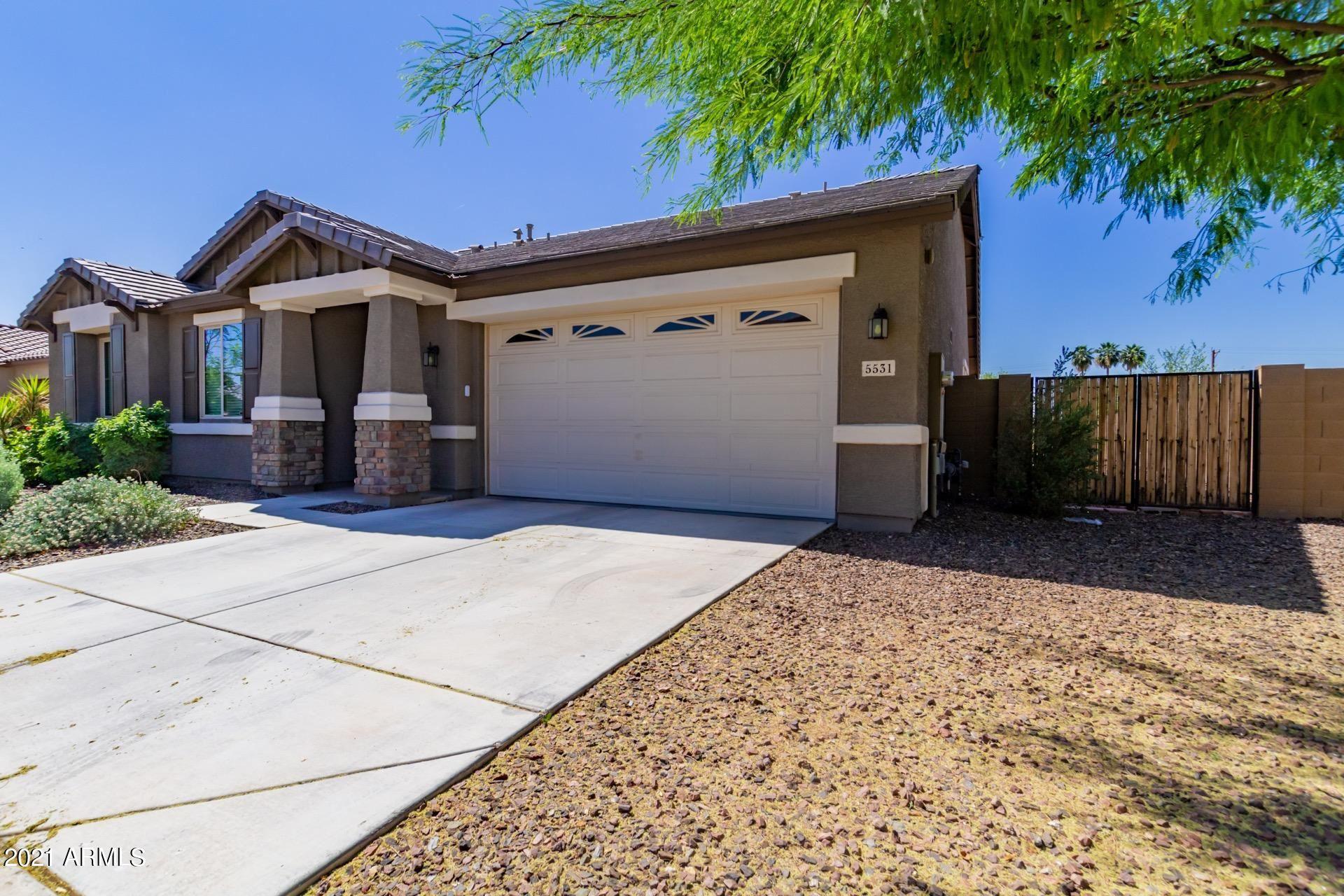 Photo of 5531 W MILADA Drive, Laveen, AZ 85339 (MLS # 6221644)