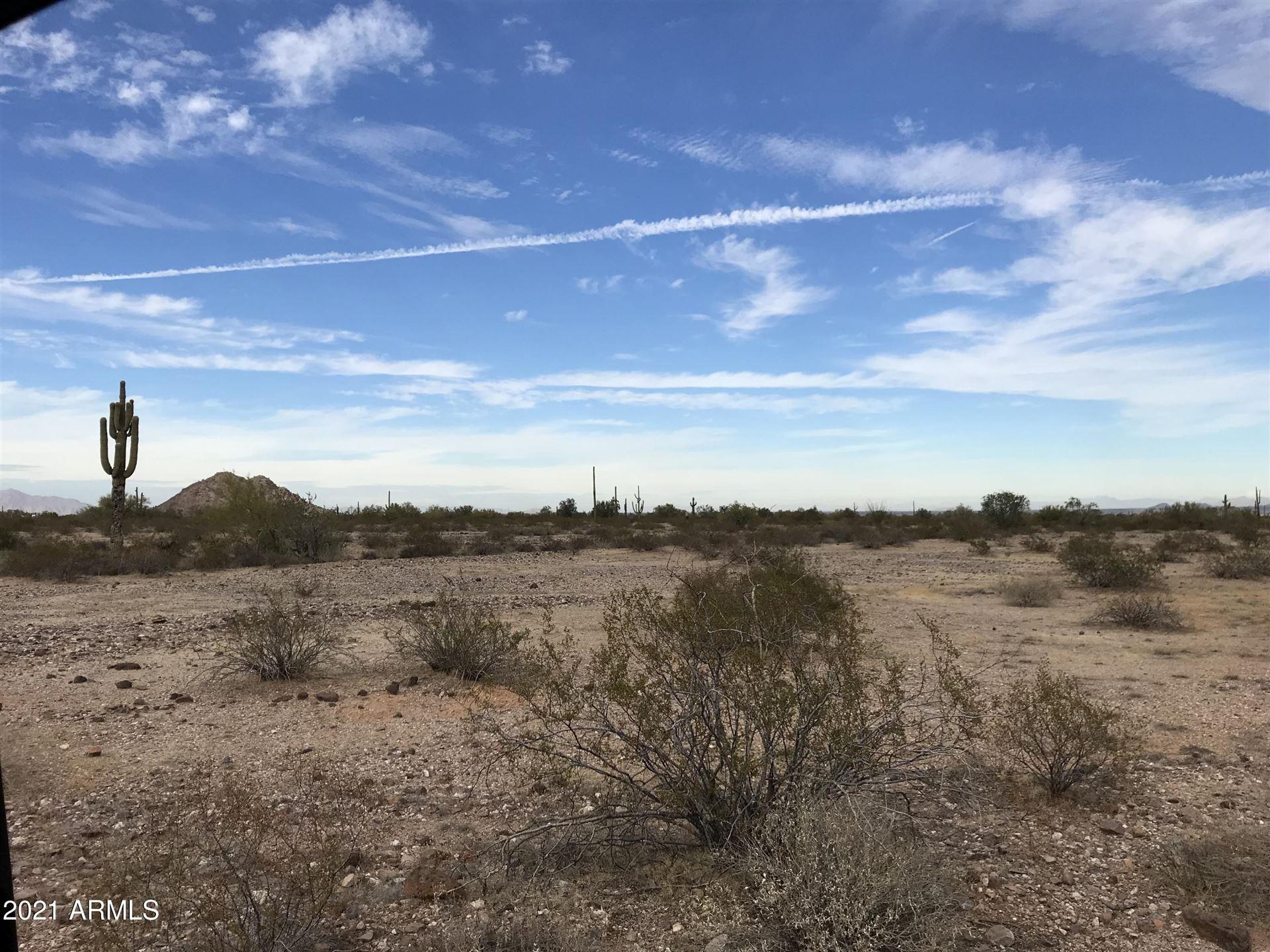Photo for 0 S Green Road, Maricopa, AZ 85139 (MLS # 6267644)