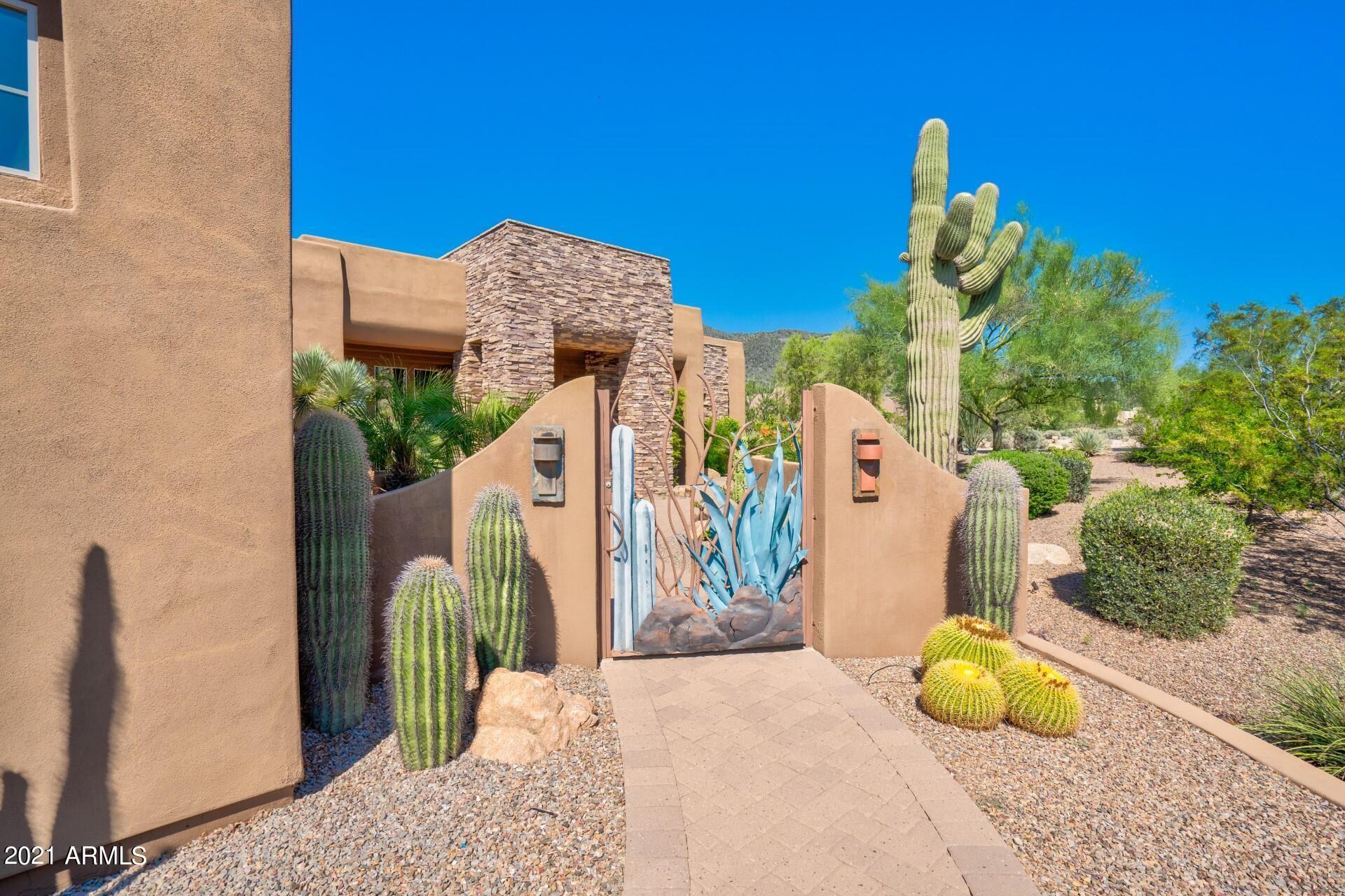 Photo of 5690 E CANYON CREEK Circle, Carefree, AZ 85377 (MLS # 6285644)