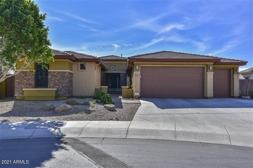 Photo of 15607 W Berkeley Road, Goodyear, AZ 85395 (MLS # 6197645)
