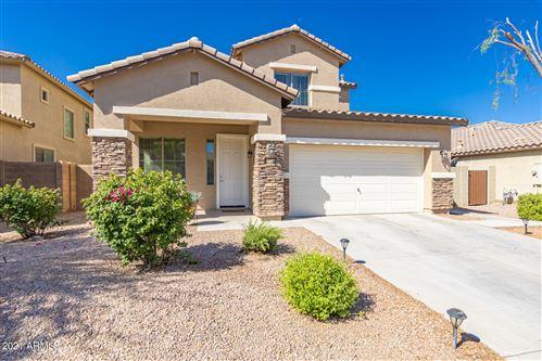 Tiny photo for 41681 W CORVALIS Lane, Maricopa, AZ 85138 (MLS # 6244645)