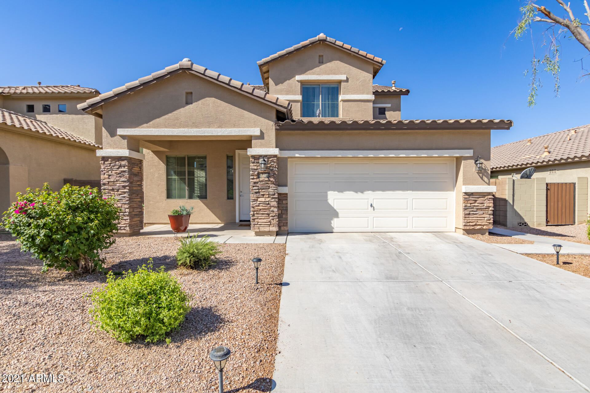 Photo for 41681 W CORVALIS Lane, Maricopa, AZ 85138 (MLS # 6244645)