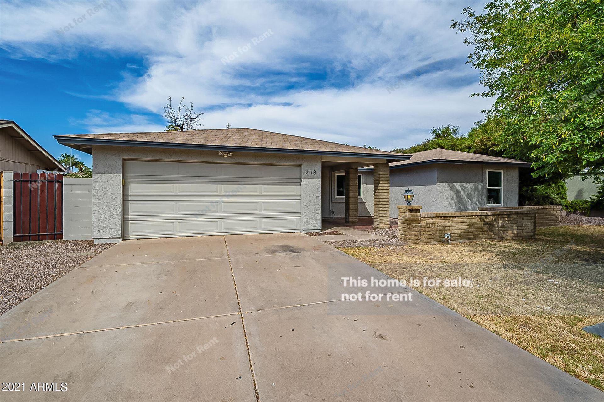 Photo of 2118 E CATALINA Avenue, Mesa, AZ 85204 (MLS # 6249645)