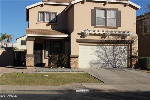 Photo of 2851 S BENTON Circle, Mesa, AZ 85212 (MLS # 6199646)