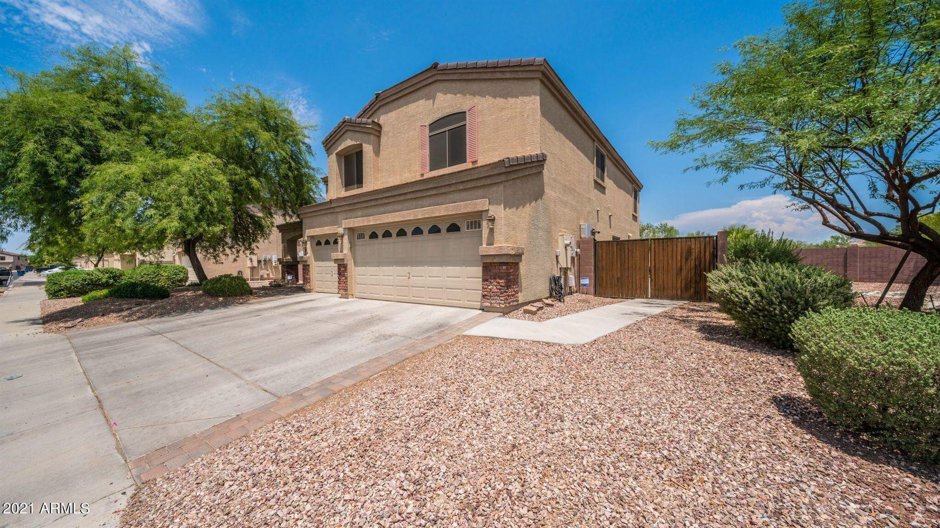 Photo of 21946 W KIMBERLY Drive, Buckeye, AZ 85326 (MLS # 6268646)