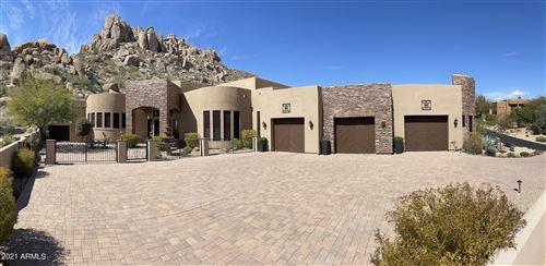Photo of 24972 N 114TH Street, Scottsdale, AZ 85255 (MLS # 6196647)