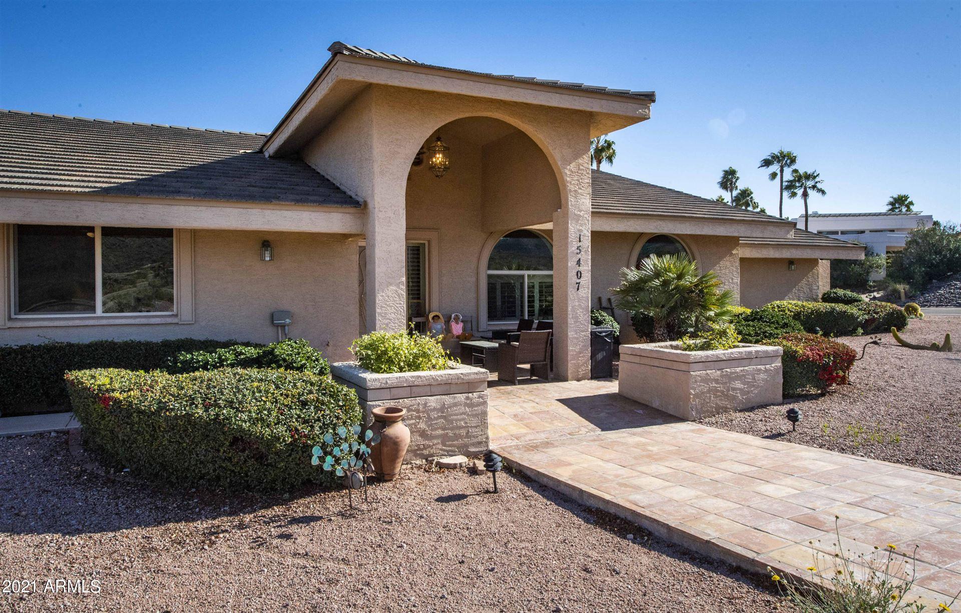 Photo of 15407 E Palisades Boulevard, Fountain Hills, AZ 85268 (MLS # 6197647)