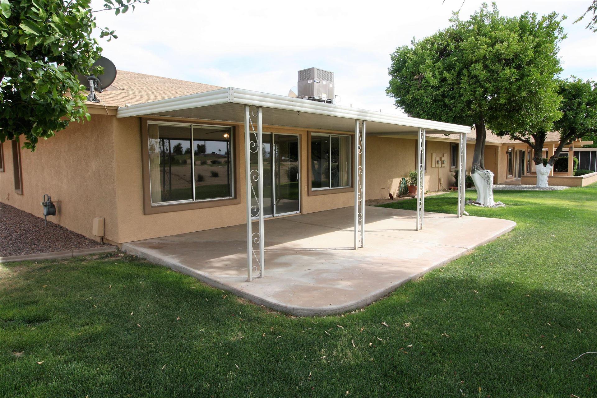 Photo of 10432 W PRAIRIE HILLS Circle, Sun City, AZ 85351 (MLS # 6230647)